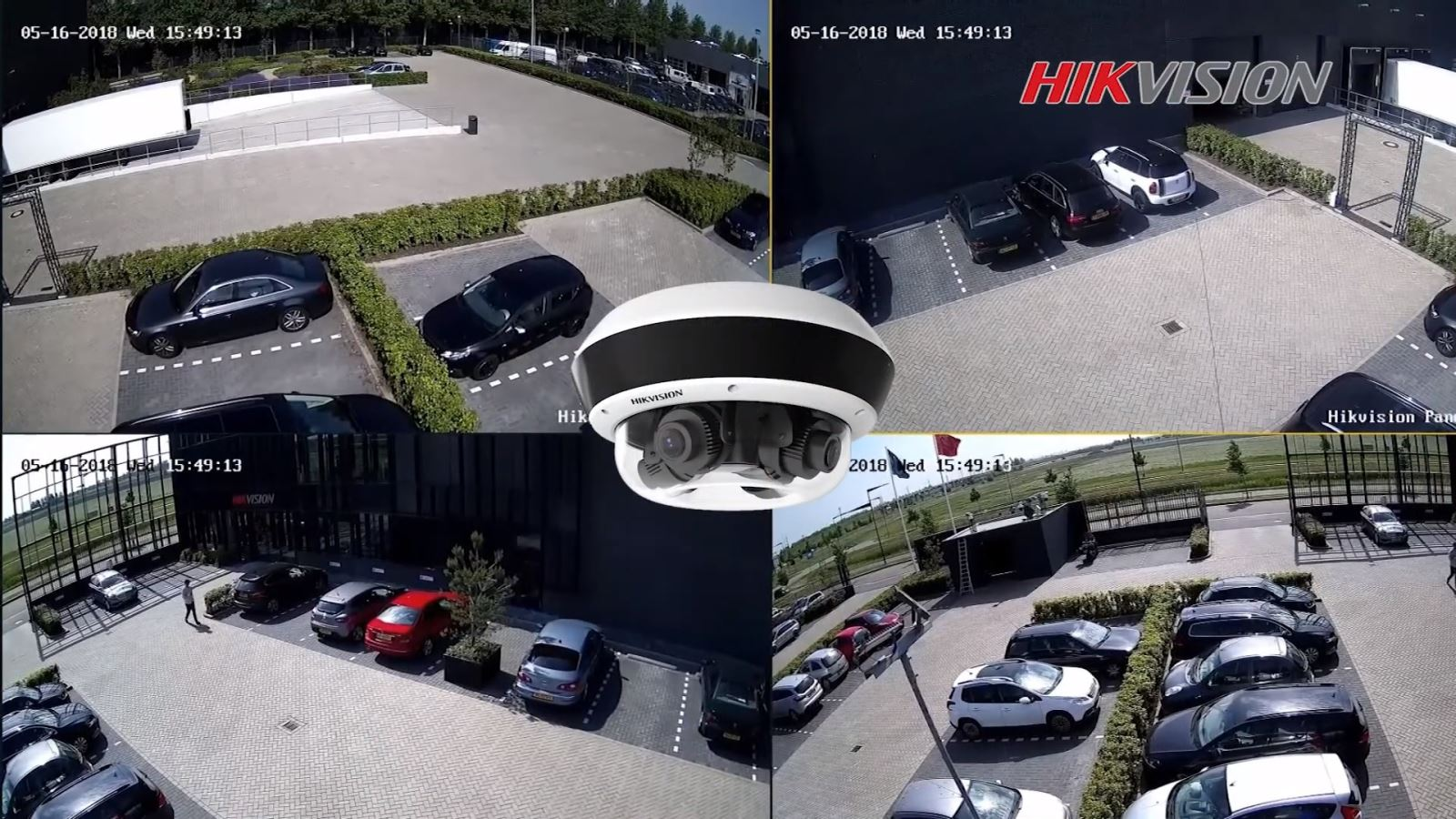 Hikvision ultra HD