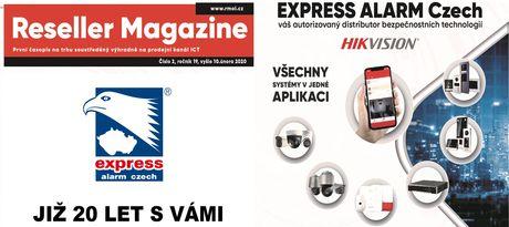 Nezávislý distributor bezpečnostních technologií se specializací na značku Hikvision
